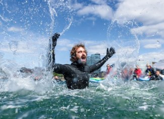 Fight for the Great Australian Bight Paddle Out
