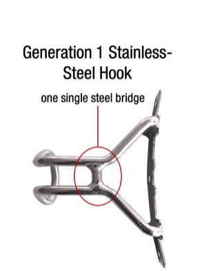 ION generation 1 stainless steel product recall