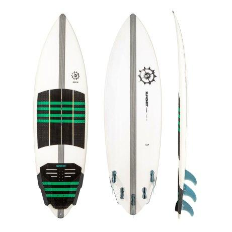 Slingshot Mixer kite surfboard 2021 details