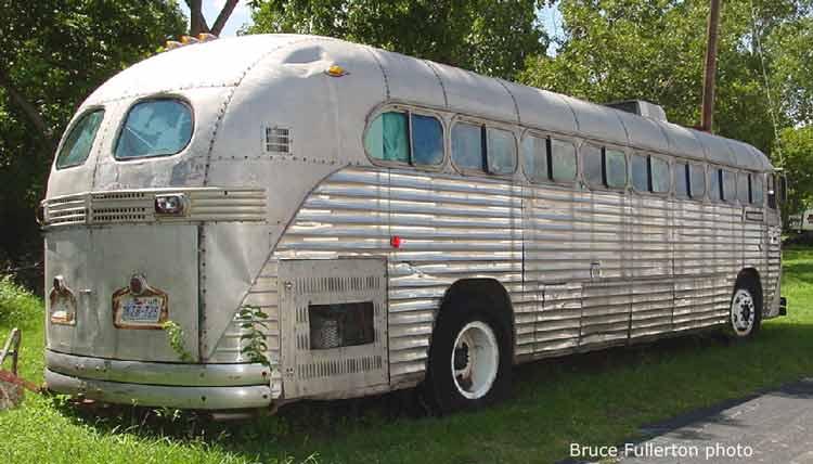 Kit Fosters CarPort Blog Archive The Wayward Bus