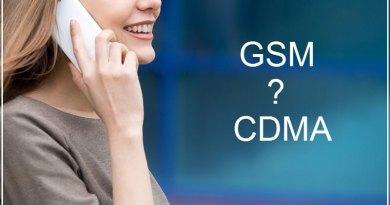 Перспективи конкуренції GSM і CDMA