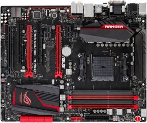 Asustek unleashes ROG Crossblade Ranger mainboard for AMD