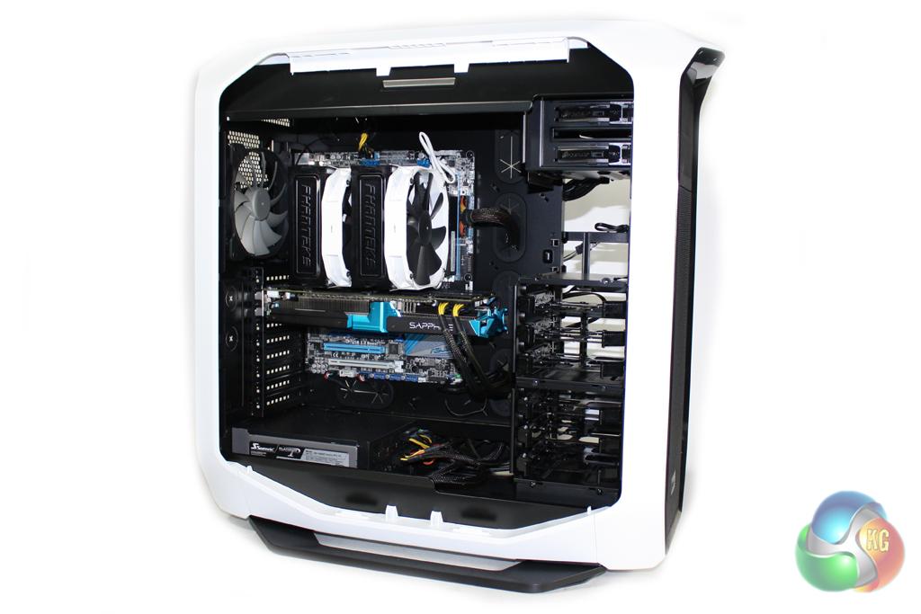 Corsair Graphite 780T PC Case Review KitGuru Part 5