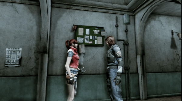 A full remake of Resident Evil 2…in Unreal Engine 3! WOW