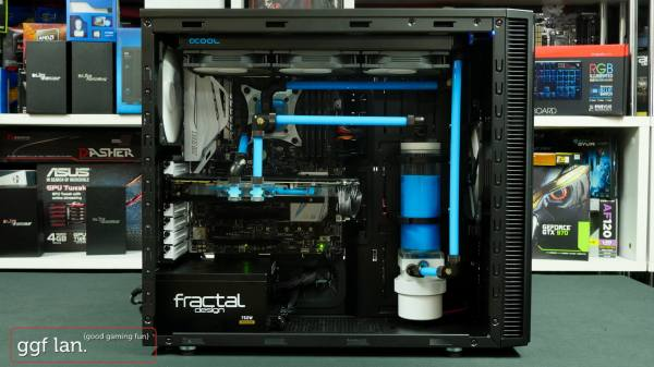 Building your first Custom Designed Watercooled PC: Part 1 ...