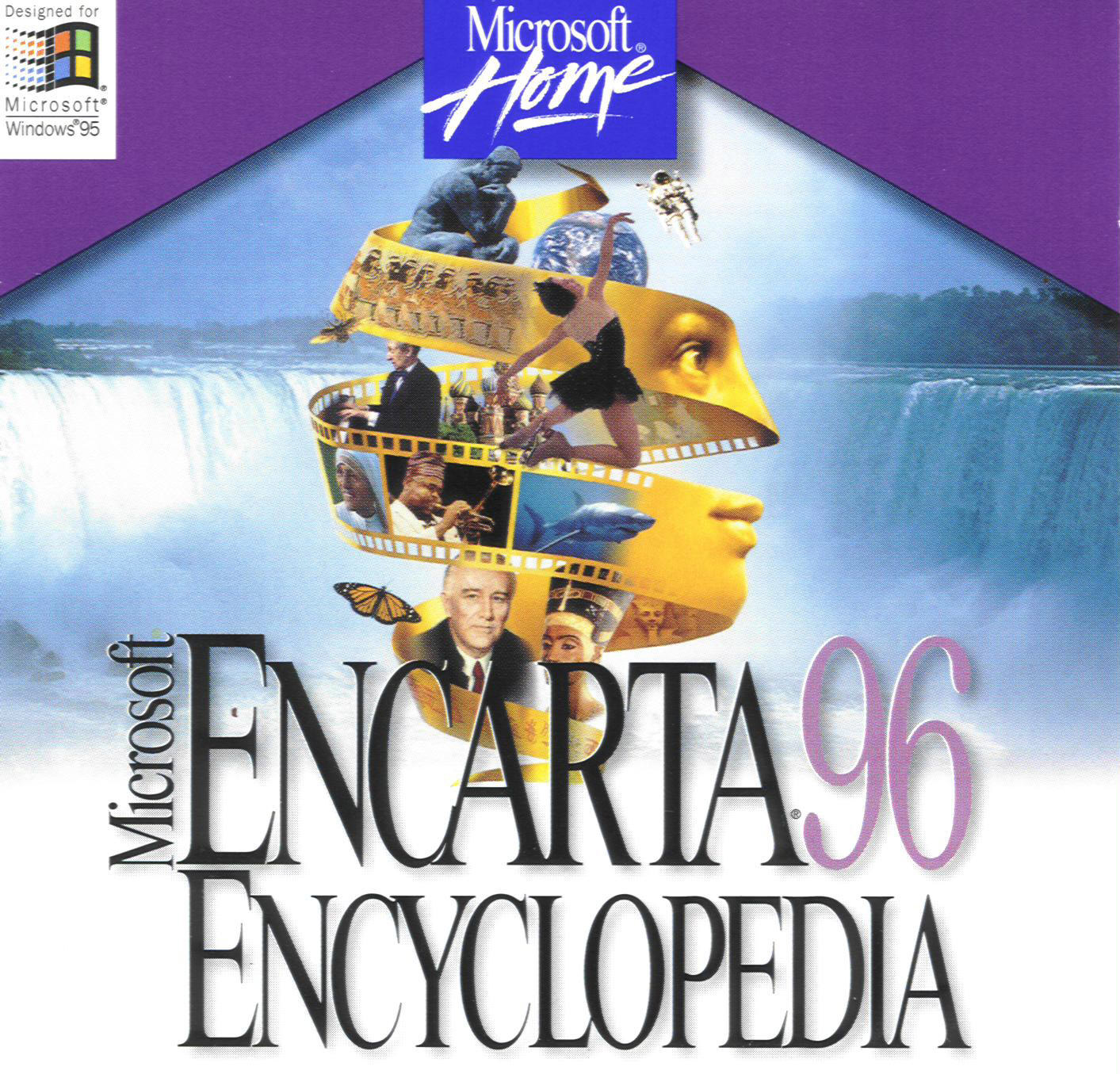 Microsoft Made Encarta Software To Push PC Multimedia