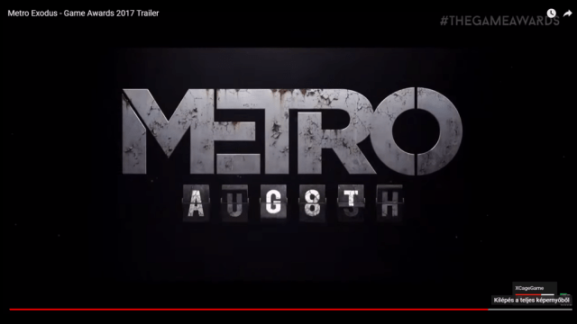 55yH DCu4d 0UyLwOyLnwQ5e06XgXtfm1nNbXwtJt8E Did you spot anything strange in the latest trailer of Metro Exodus, The Aurora?