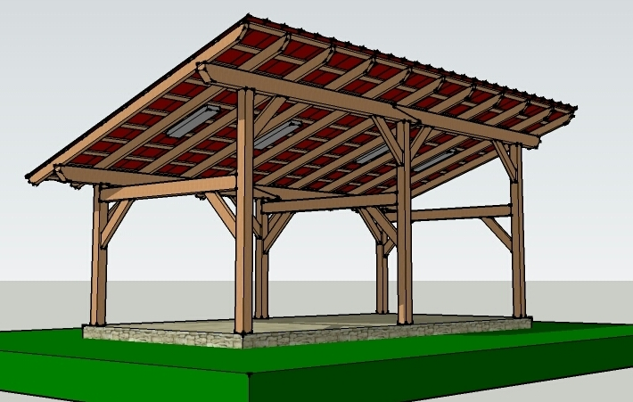 reverse gable shed plans lean to shed