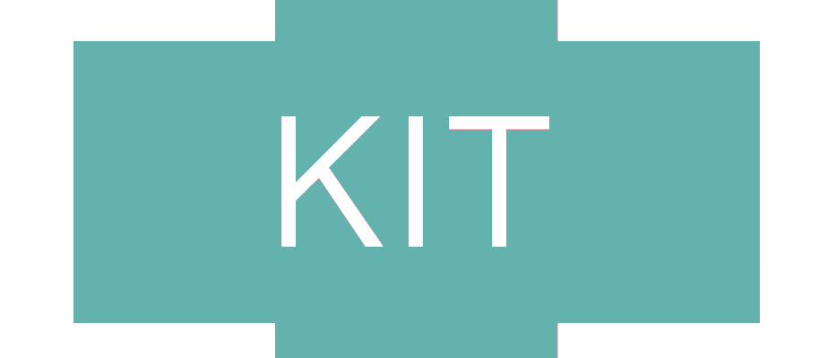 Kit legal logo bright turquoise