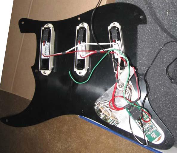 Emg 3 Pickup Wiring Diagram - Wiring Diagram
