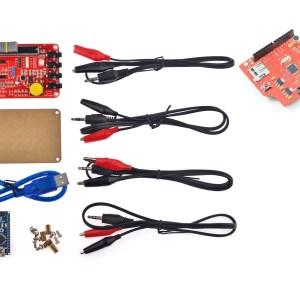 H014 Scratch Learning Kit + VS1053 MP3 Shield