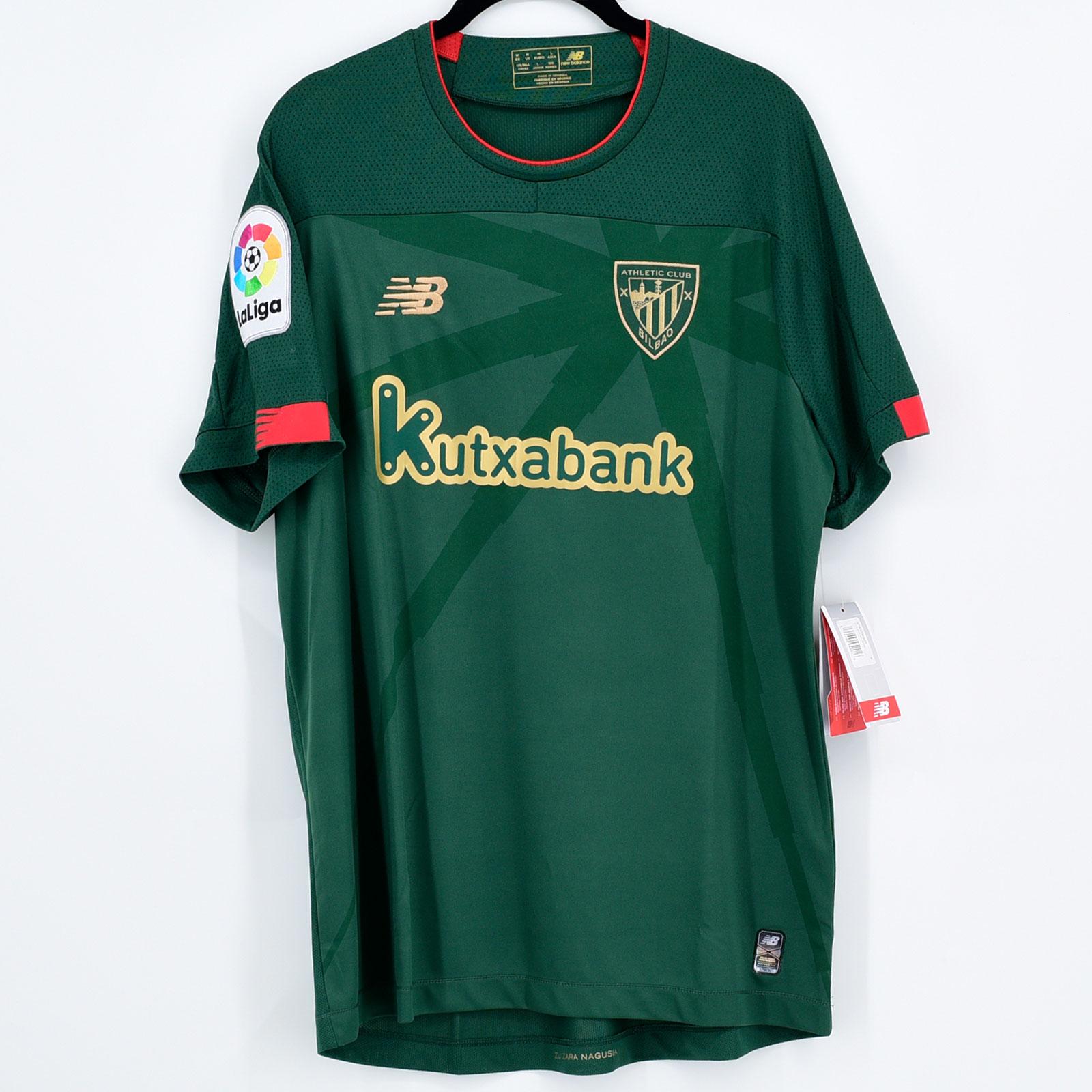 2019-20 Athletic Club Bilbao Away Shirt *BNWT* New Balance