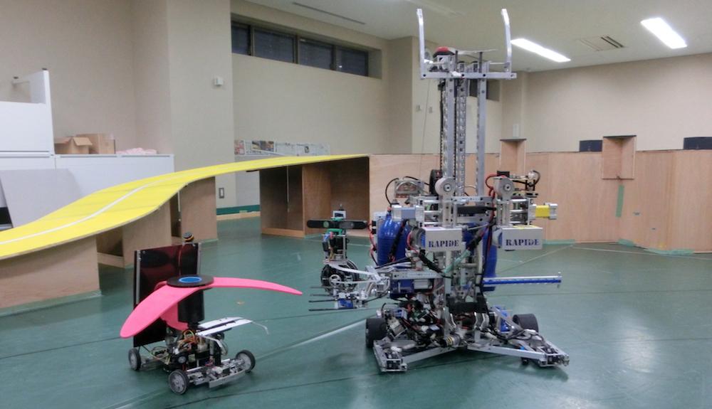 2016ロボット集合写真