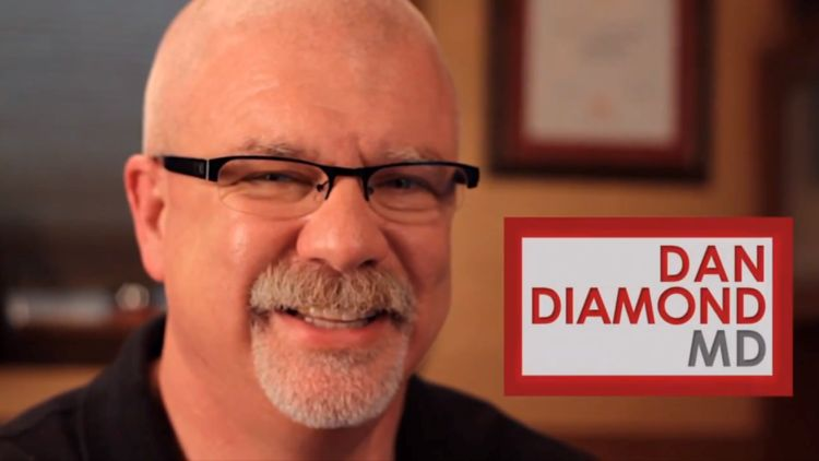 Dan Diamond MD, Presenter at Kitsap Business Forum, June 13, 2017