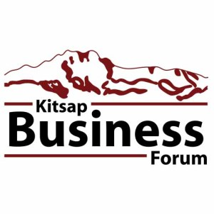 Kitsap Business Forum logo