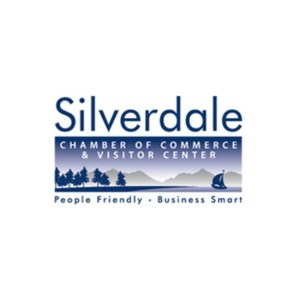 Silverdale Chamber of Commerce logo