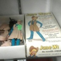 Jane West: The Movable Cowgirl