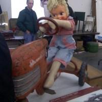The Three-Foot Tall Masked Doll