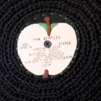 Crocheted Beatles Album