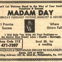 Take A Bus To Madam Day's