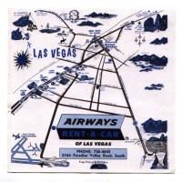 Navigating Las Vegas In 1967
