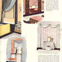 Craft Scan Friday: Your 1940s Boudoir