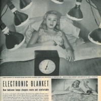 The Electric Blanket, Modern Marvel