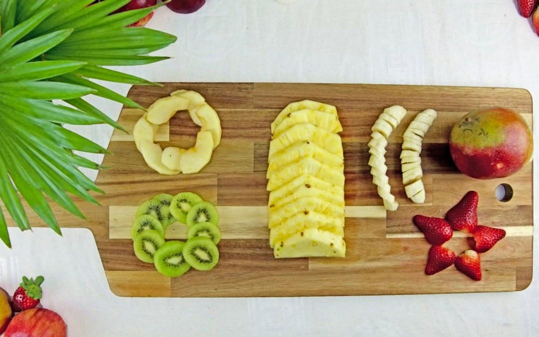 Préparer les fruits à sécher
