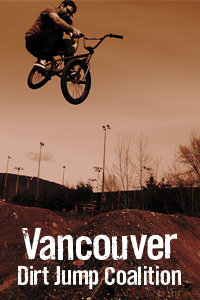 Vancouver Dirt Jump Coalition