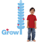Grow Chart Wall Decal - $63 at Hip Baby