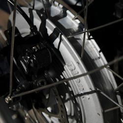 Bionx E-Bike Hub