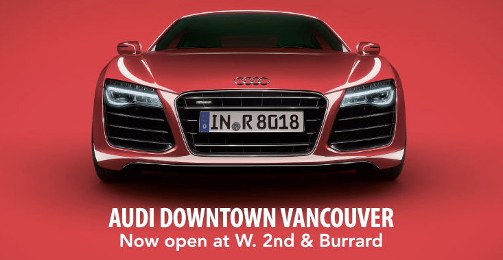 Audi Downtown Vancouver
