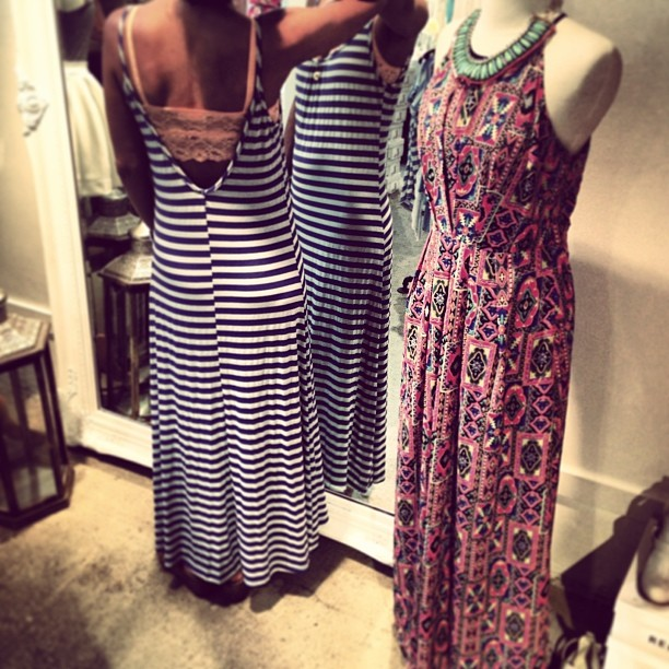 Maxi dresses. Image: The Latest Scoop