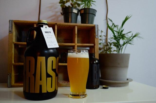 Brassneck Brewery growler. Photo credit: Beerscout.wordpress.com