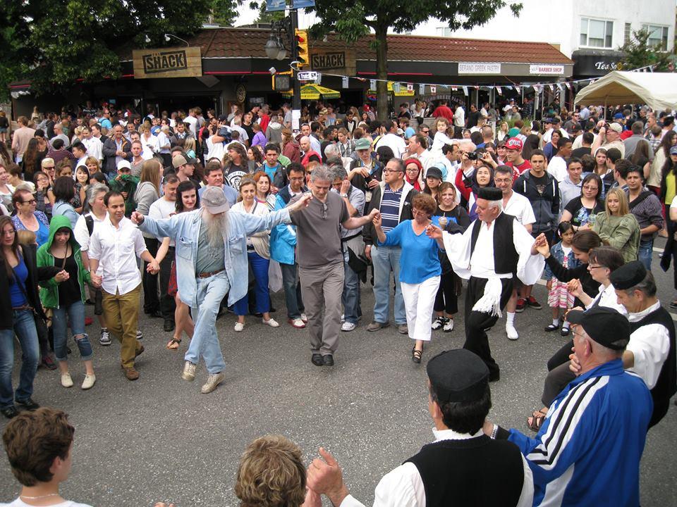 Image: Greek Day