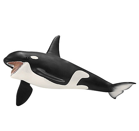 Schleich Killer Whale. Image credit: Toyjungle.ca