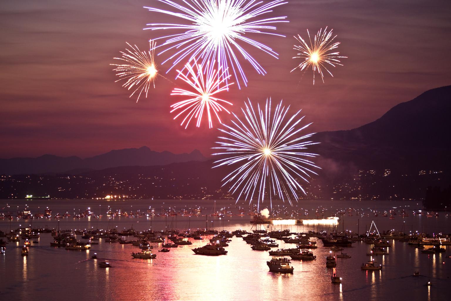 Vancouver Honda Celebration Light