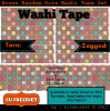 Brown Dots Washi Freebie