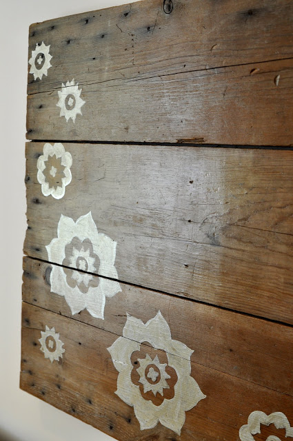 Barn Wood Art Tutorial