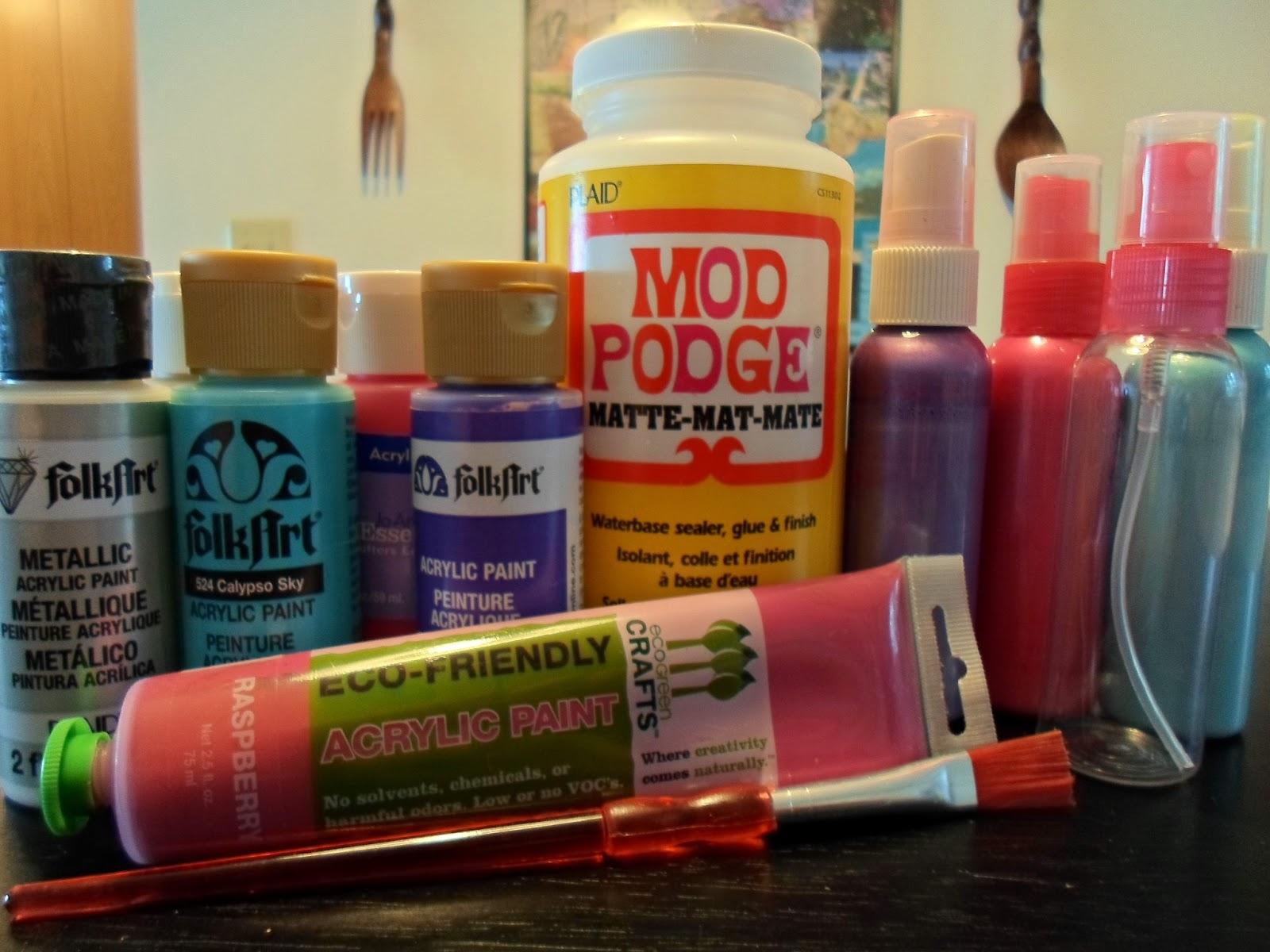 IslandGirlStudios Color Sprays Tutorial