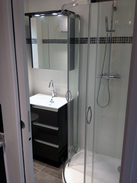 Mini Salle De Bain Save Cration Paris Ile De France