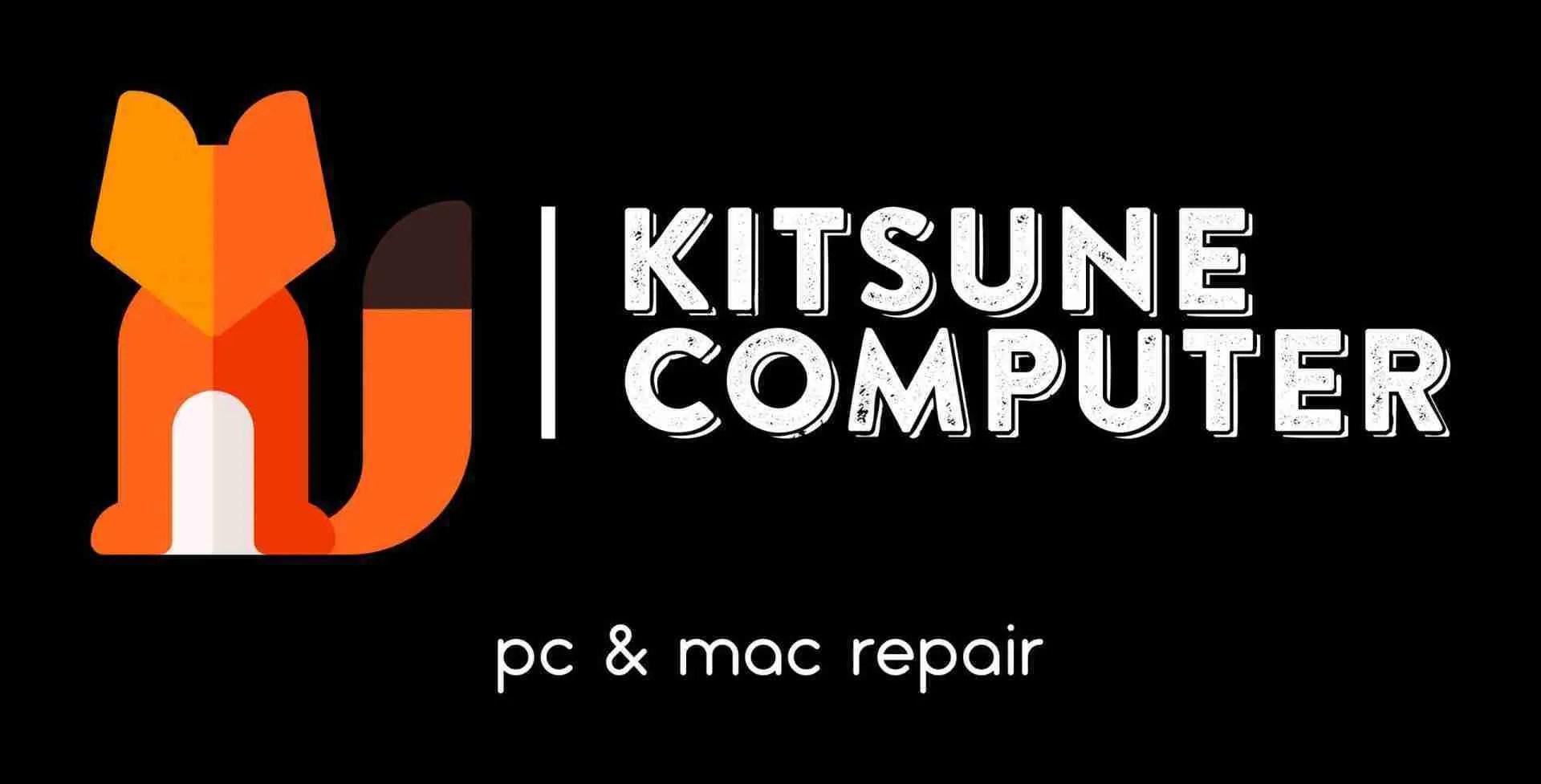 Kitsune Computer / Reparación de PC y MAC