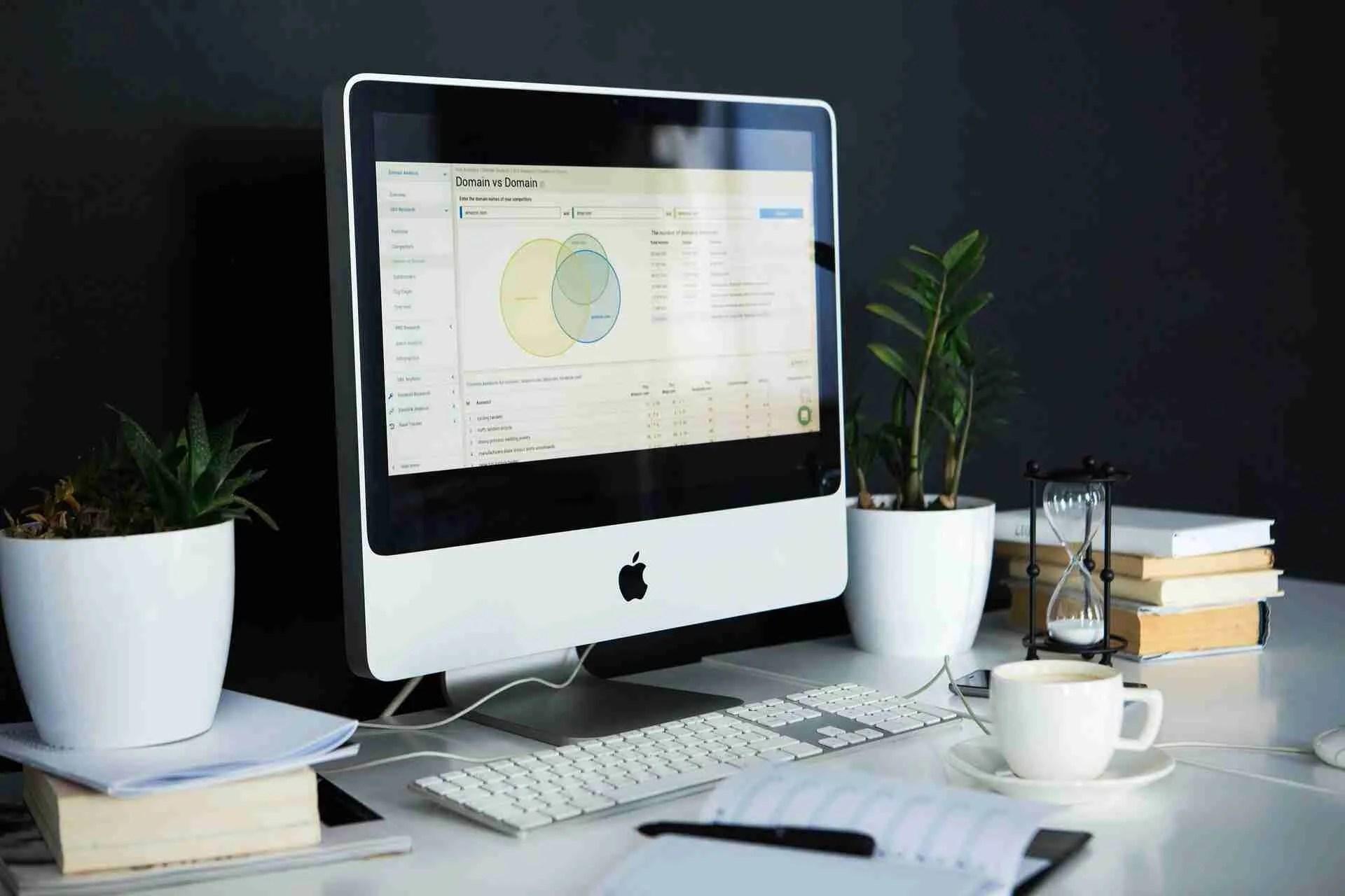 iMac y MacBook