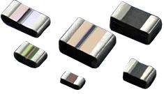 C0G type capacitors