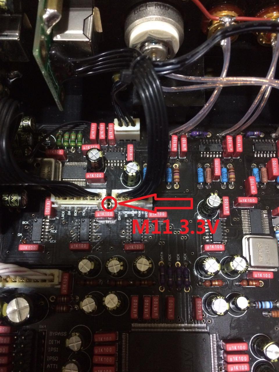 Master 11 HDMI input module
