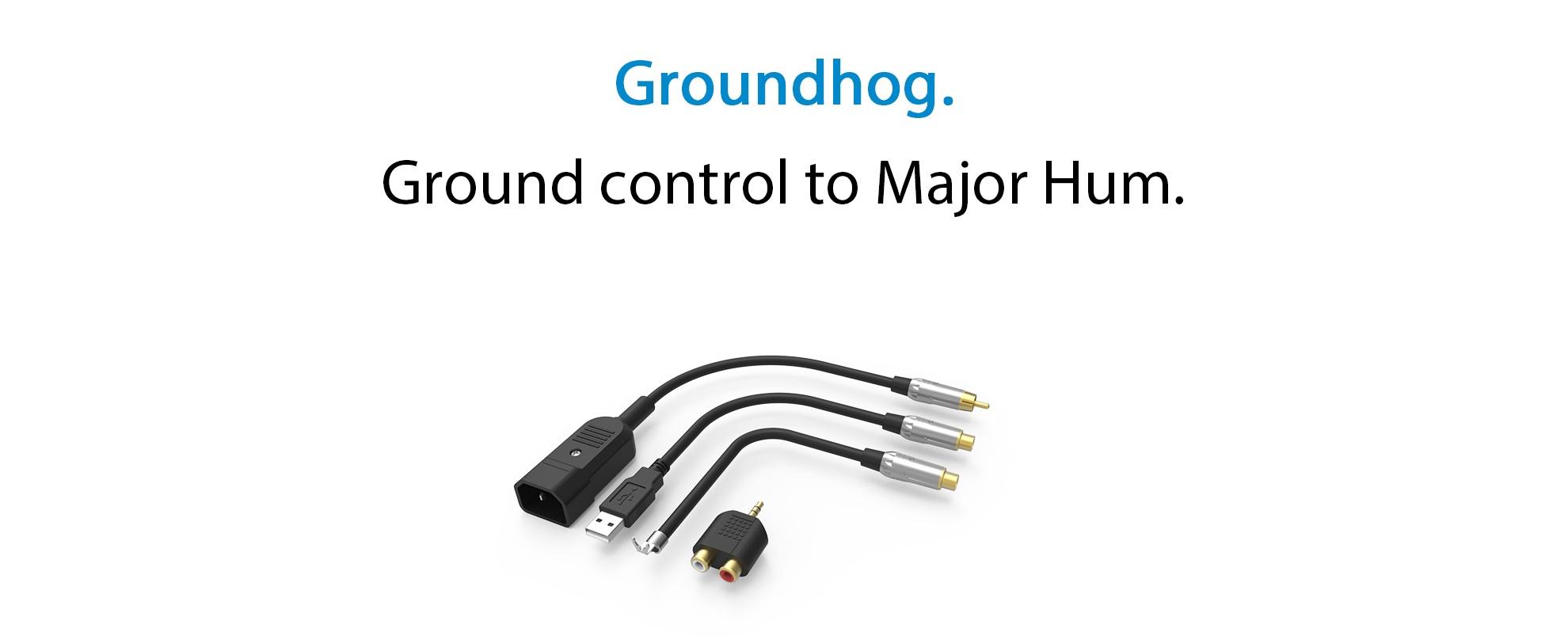 iFi Accessory Groundhog