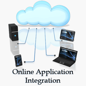 Online Application Integration