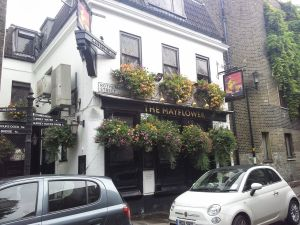 The Mayflower Pub - Rotherhithe - London - SE16