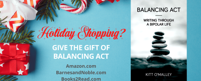 Holiday Shopping? Give the gift of Balancing Act.