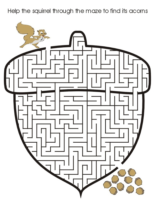 The Best Printable Maze For Adults Mason Website